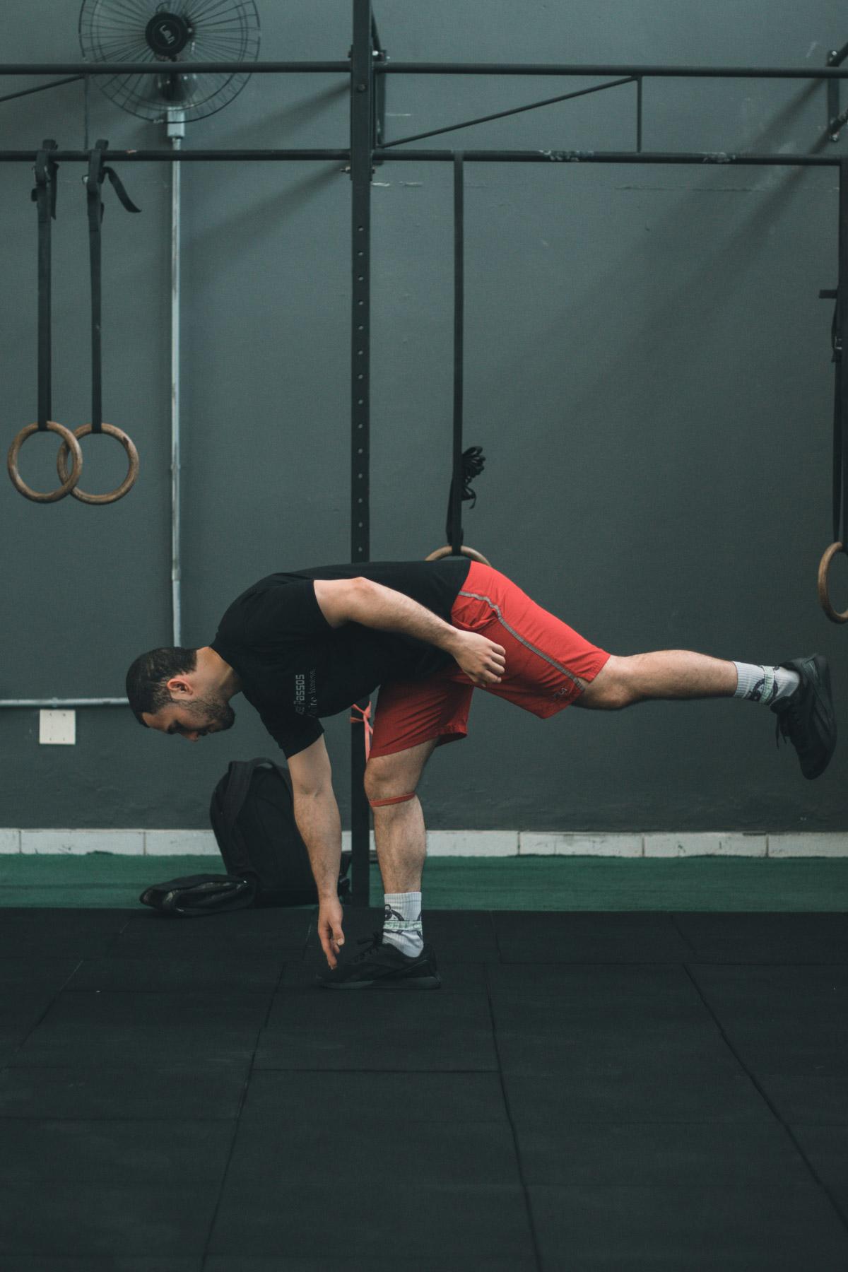 Placa de borracha para Academias e CrossFit