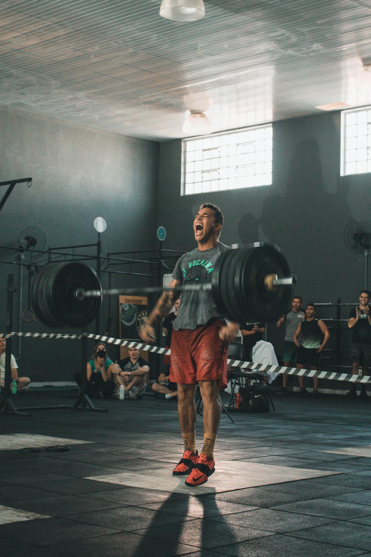 Placa de borracha para Academias e CrossFit - 1m²