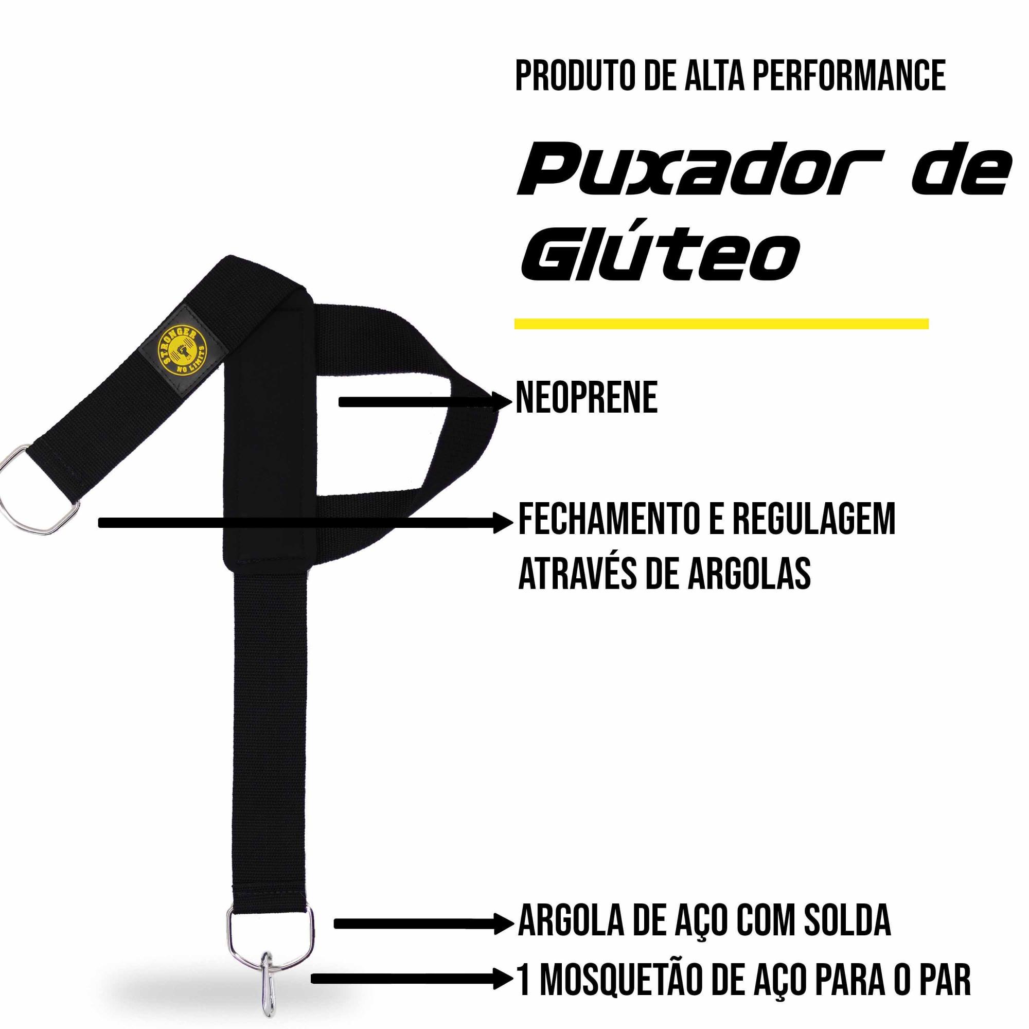 Puxador de gluteo - Argola