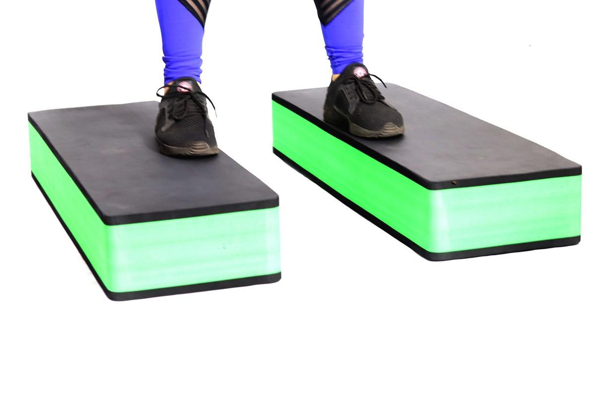 Step Be Stronger - Verde