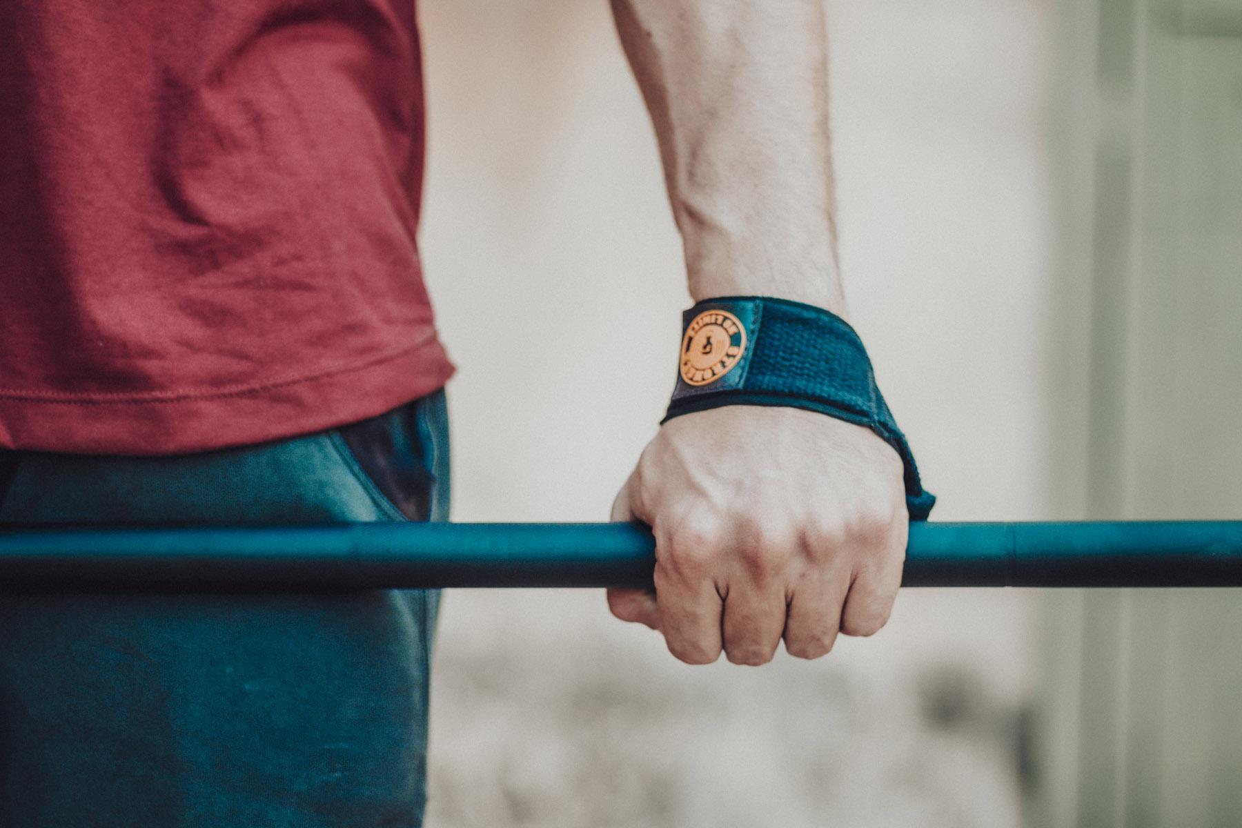 Strap com Acolchoado (Wristband)