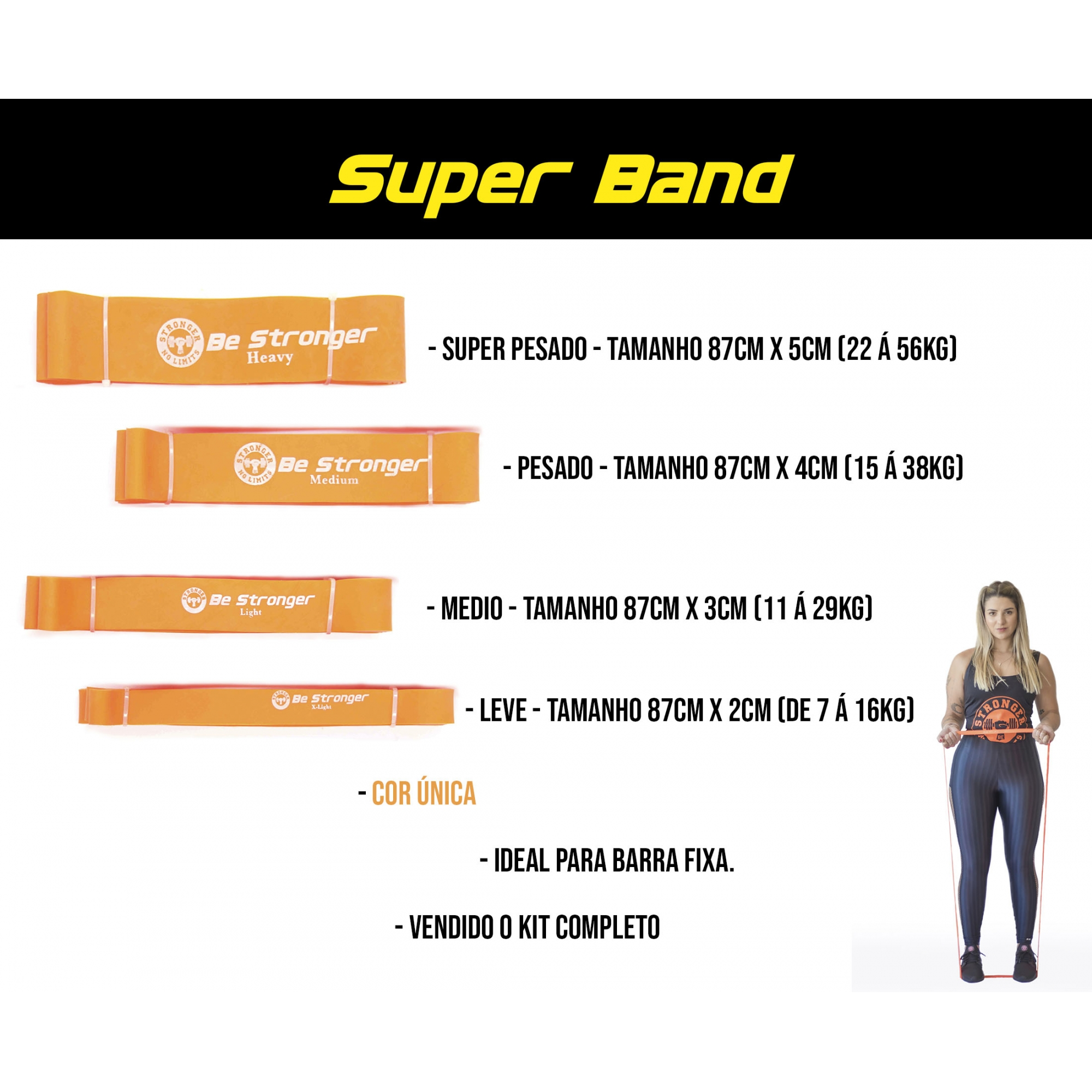 Super Band Be Stronger