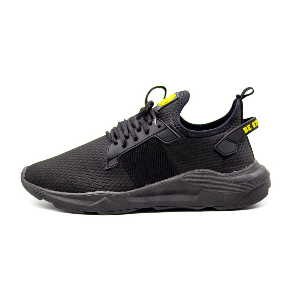 Tênis Be Stronger Run and Gym - Amarelo