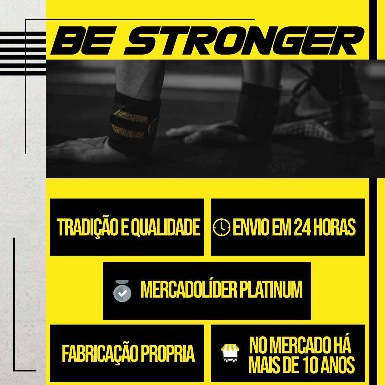 Tênis Be Stronger Run and Gym - Rosa