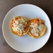 Mini pizza napolitana