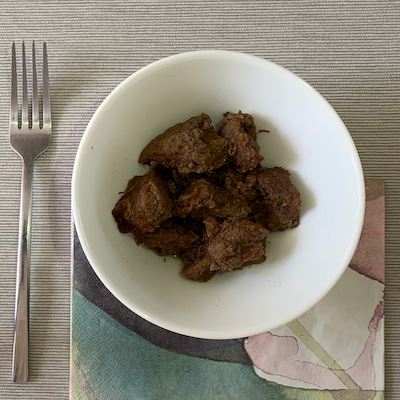 Carne de panela + 2 acompanhamentos