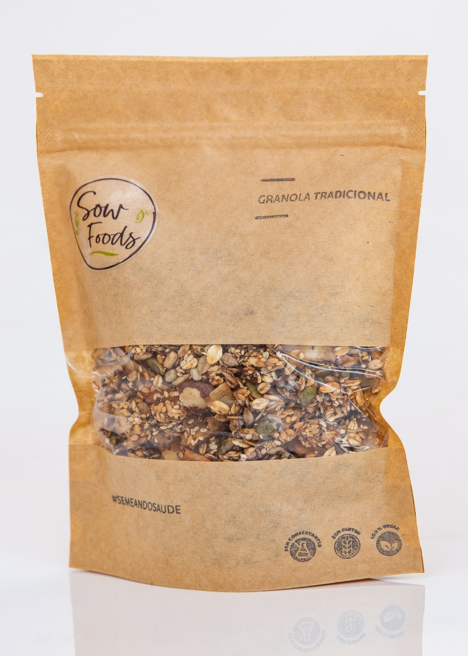 Granola Tradicional Doce (300g)