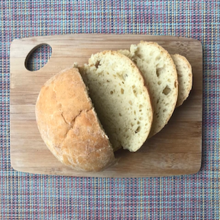 Pão de mandioca Tia Evanilde