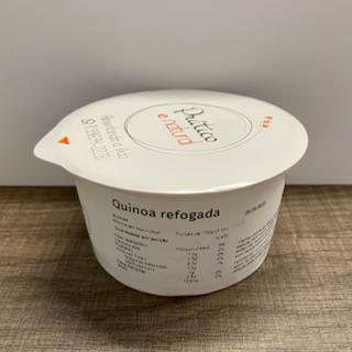 Quinoa refogada