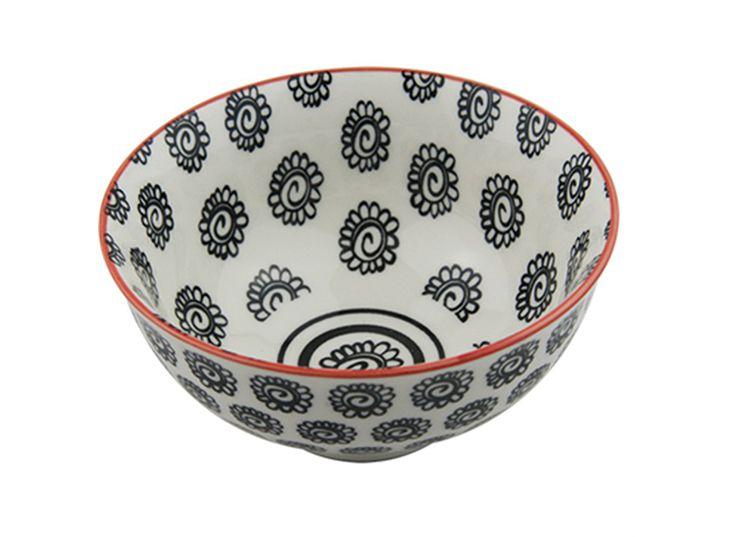 Bowl Tigela Cumbuca Cereais Molhos Londres 300ml 1 Unidade