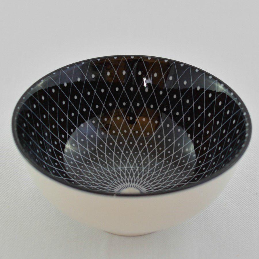 Bowl Tigela Cumbuca Cereais Molhos Pequim 300ml 1 Unidade