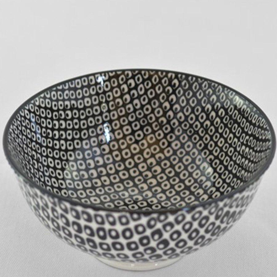 Bowl Tigela Cumbuca Cereais Molhos Tóquio 300ml 1 Unidade