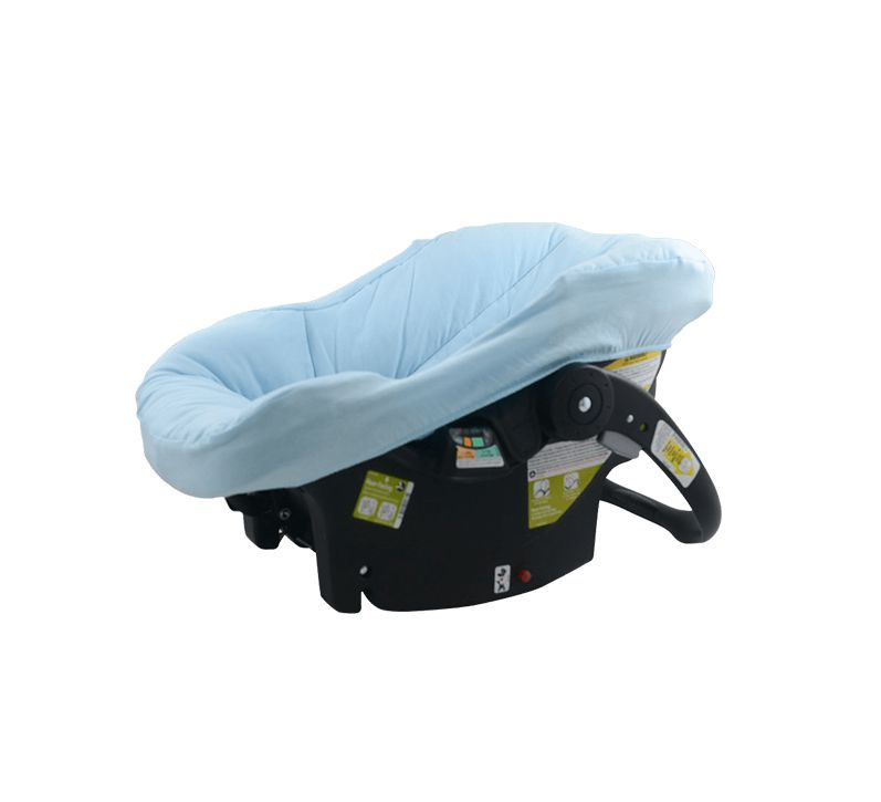 Capa Bebê Conforto Azul