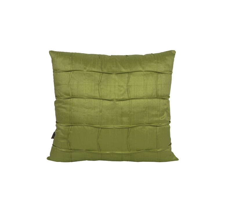 Capa para Almofada Seda New York - Verde - 50x50cm