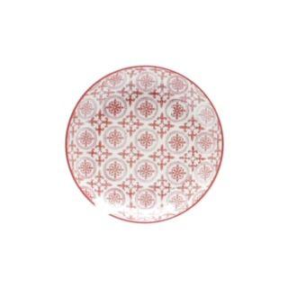 Conjunto com 4 Pratos Sobremesa Coloridos Royal 22 cm
