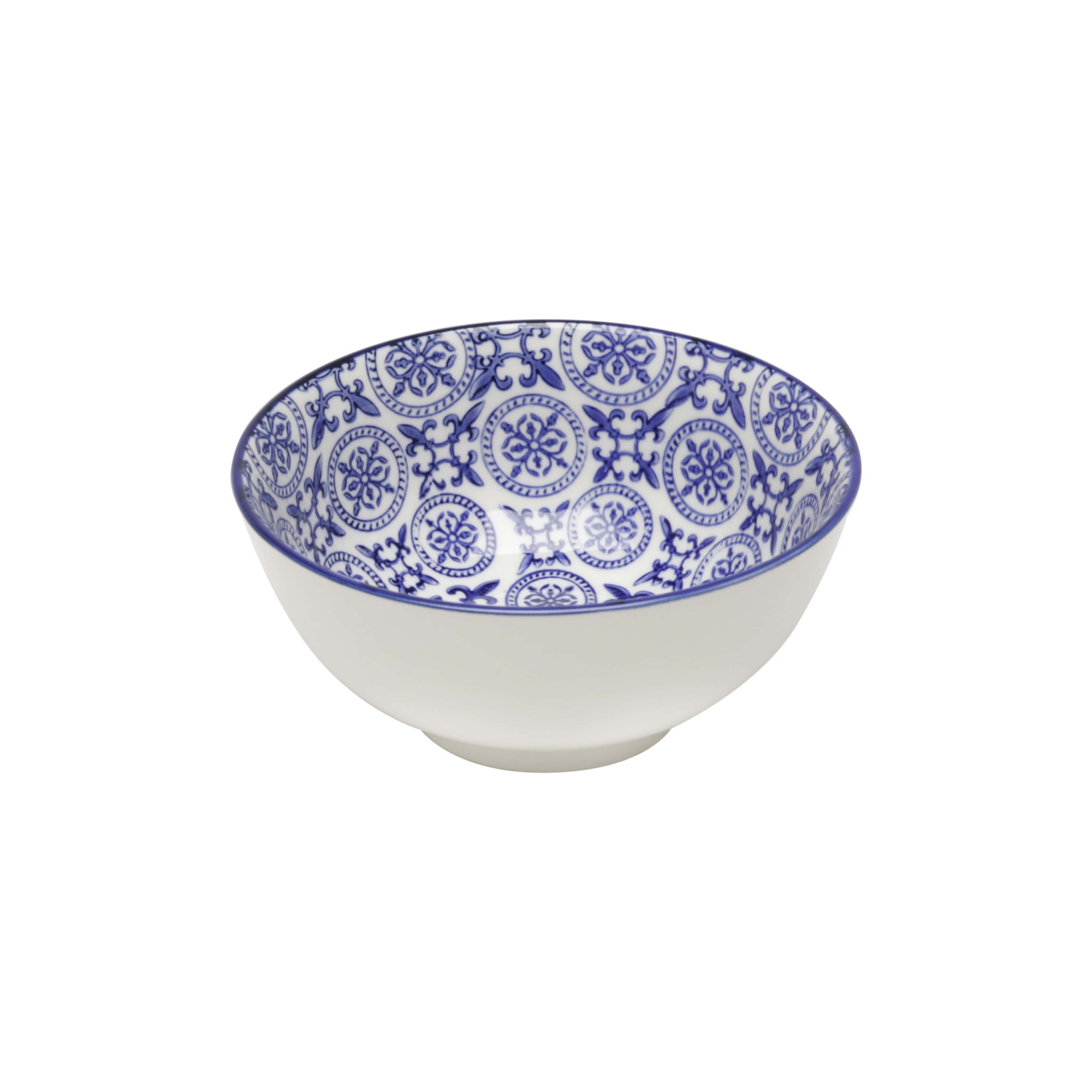 Conjunto De 4 Bowls Royal Colorido 15 x 7 cm
