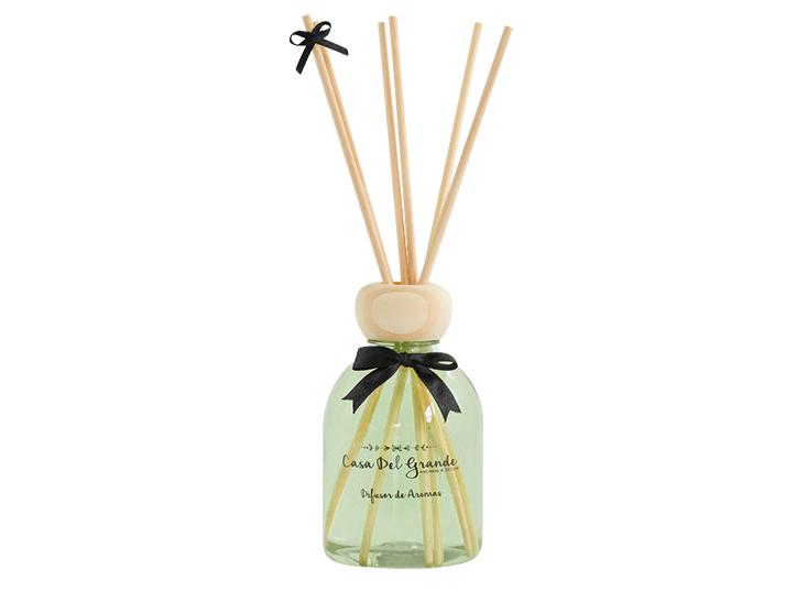 Difusor de Aromas com Varetas - Casa Del Grande - Bamboo