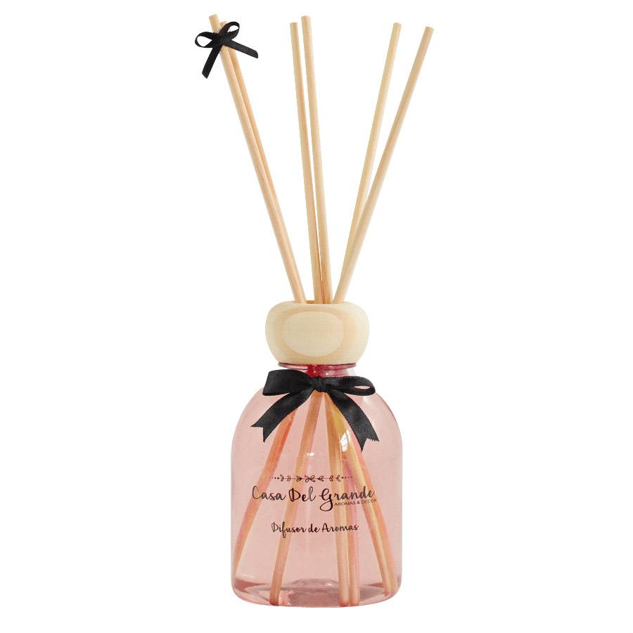 Difusor de Aromas com Varetas - Casa Del Grande - Palmarosa