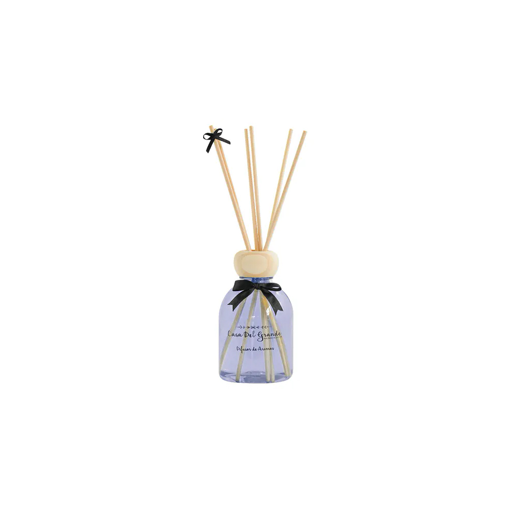 Difusor de Aromas com Varetas - Casa Del Grande - Lavanda