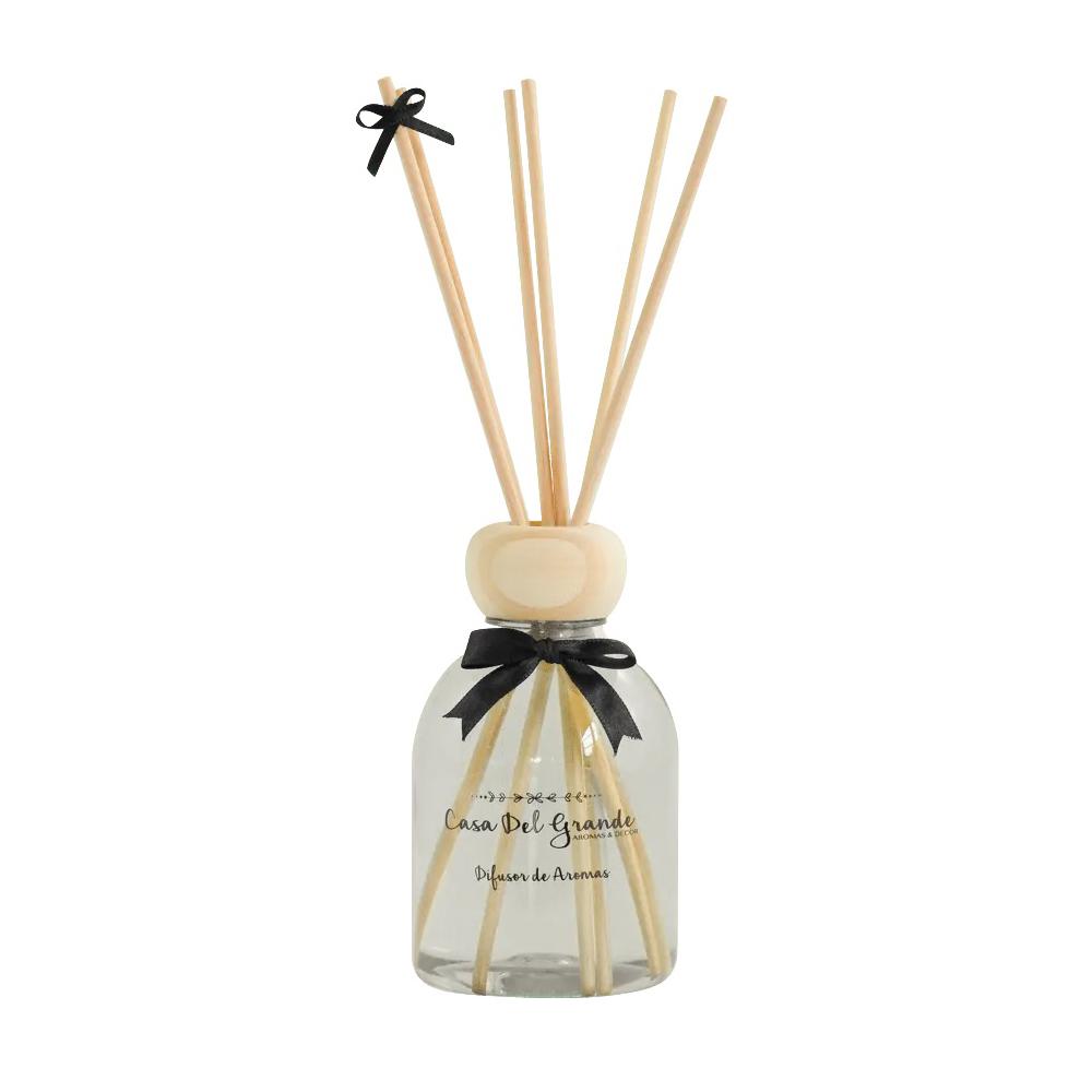 Difusor de Aromas com Varetas - Casa Del Grande - Raízes