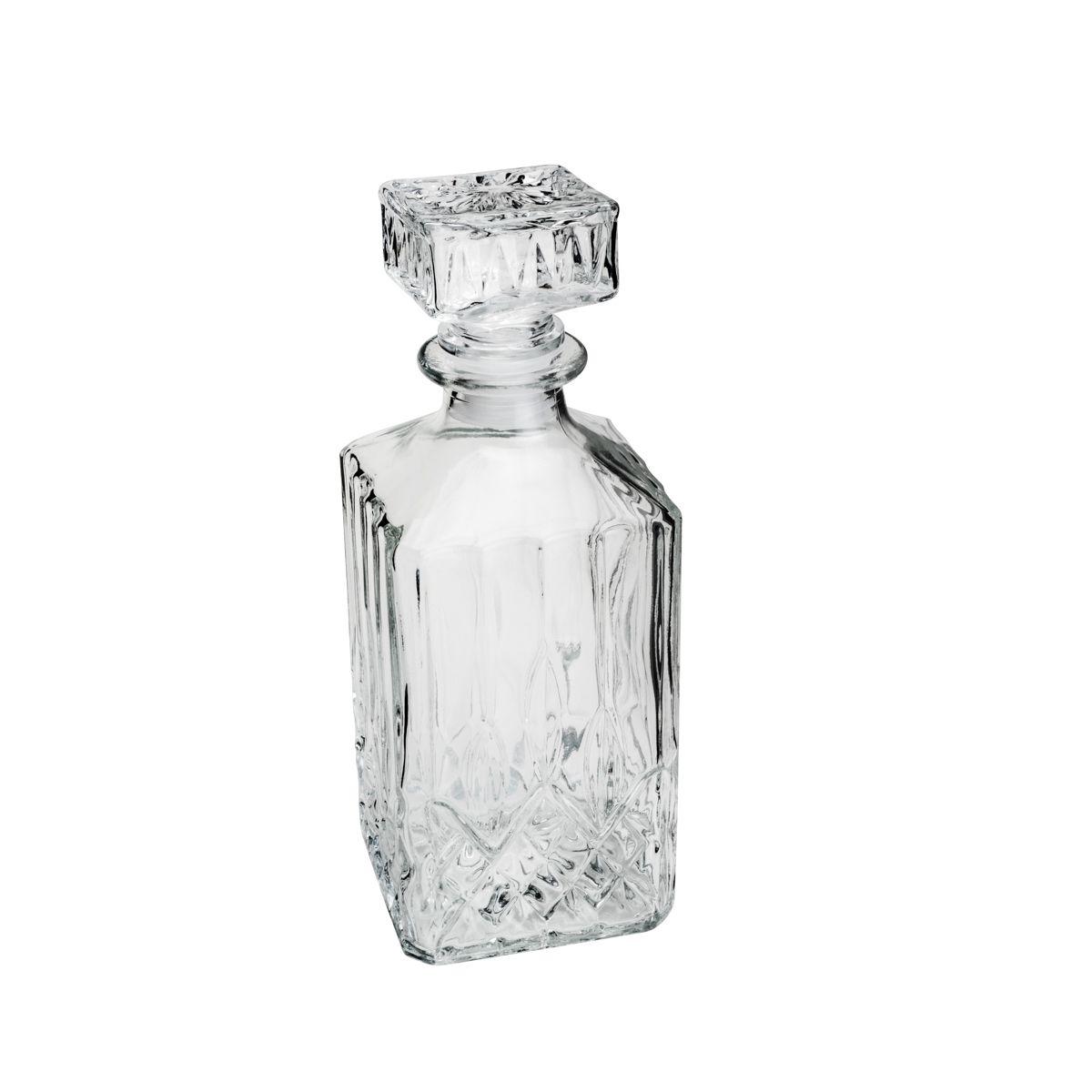 Garrafa para Whisky de Vidro Dublin - 700ml