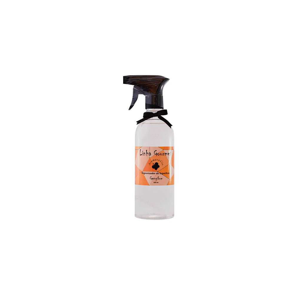 Higienizador de Superfícies Gengibre 500 ml
