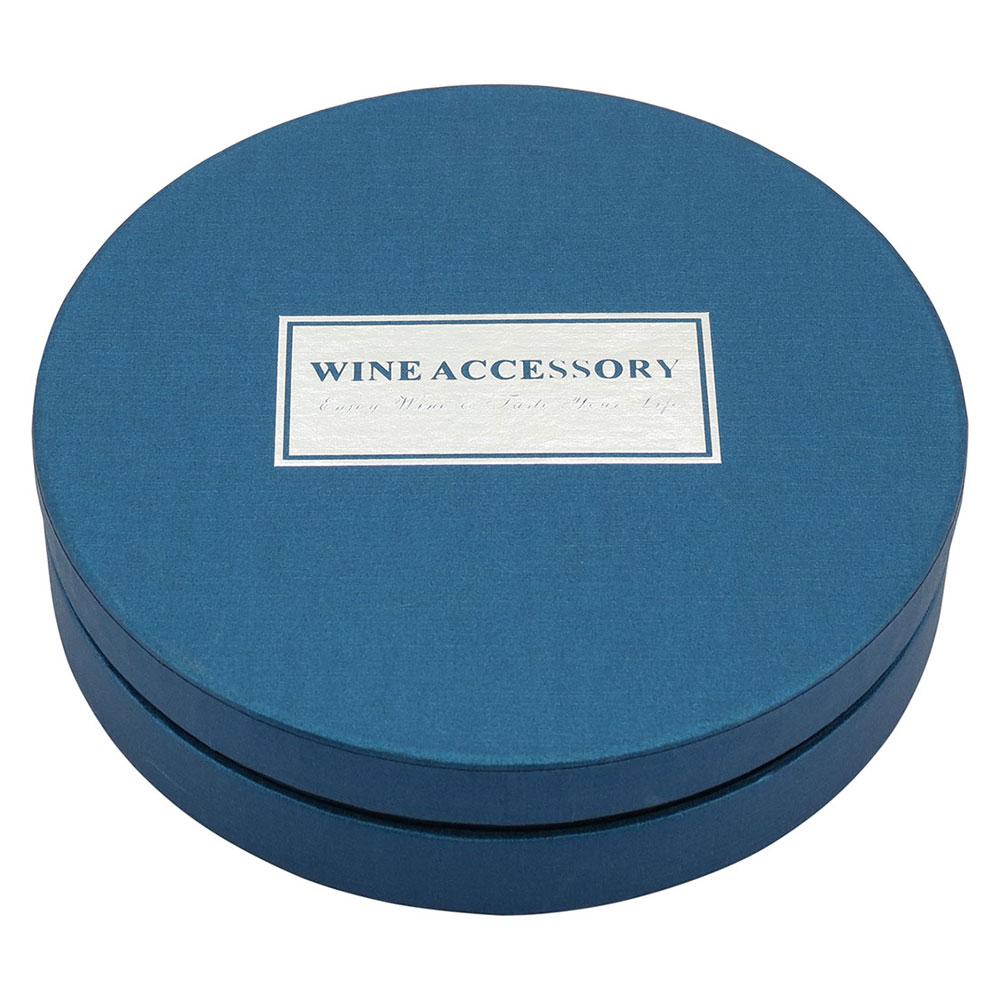 Jogo de Acessórios para Vinho Inox 4 Pecas Presente
