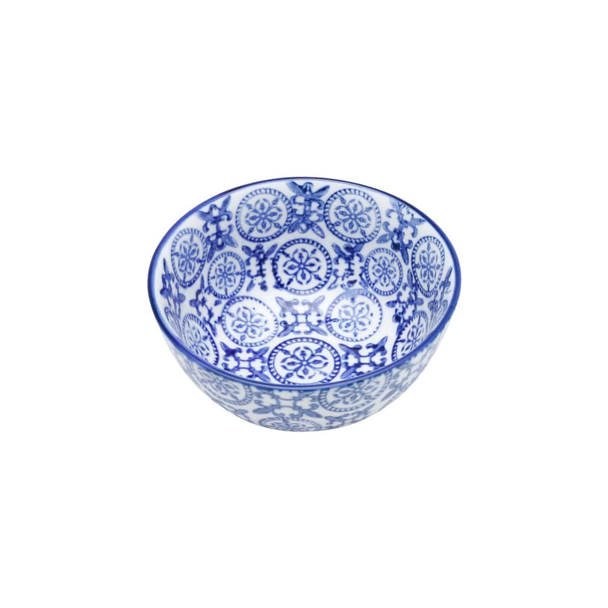 Conjunto De 4 Bowls Royal Colorido 11,5 Cm  x 6 cm