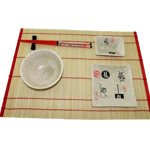 Kit De Comida Japonesa para 1 Pessoa