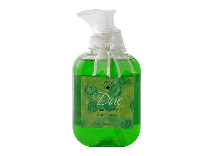 Sabonete Líquido Limão e Cidreira 240 ml