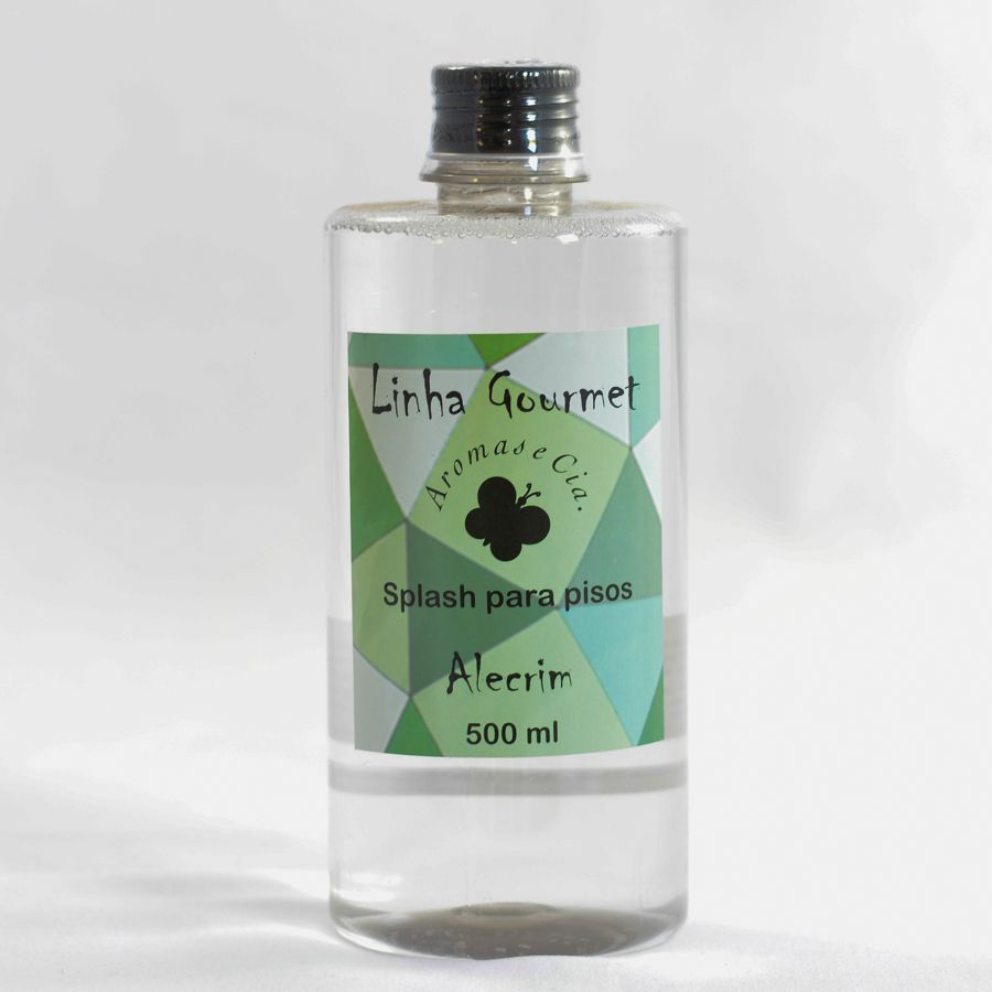 Splash para Pisos - Alecrim 500 ml