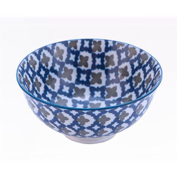 Tigela Bowl Cumbuca Colorida em Cerâmica Beirute