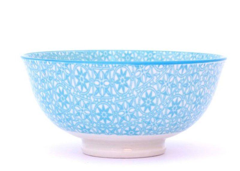 Tigela Bowl Cumbuca Colorida em Cerâmica Nova York