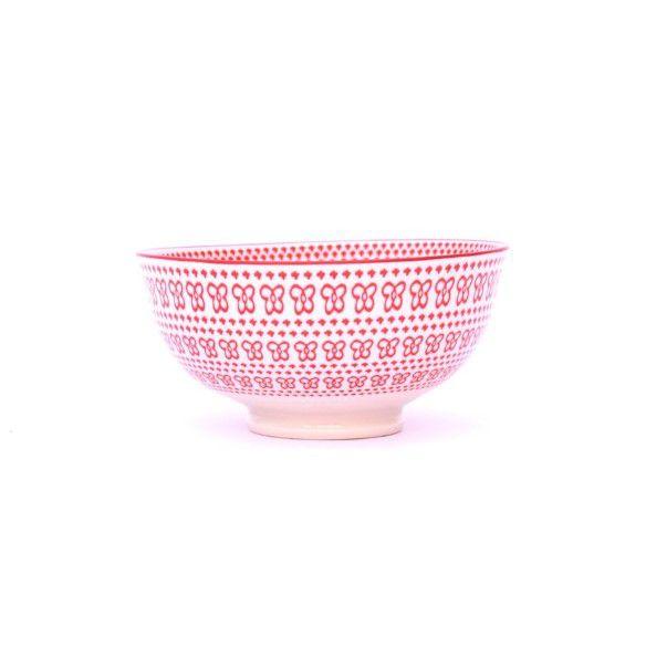 Tigela Bowl Cumbuca em Cerâmica Colorida Lisboa