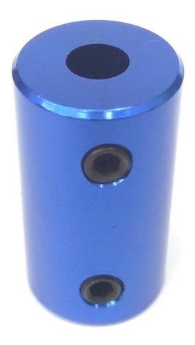 Acoplamento Rígido Em Alumínio 5x5mm
