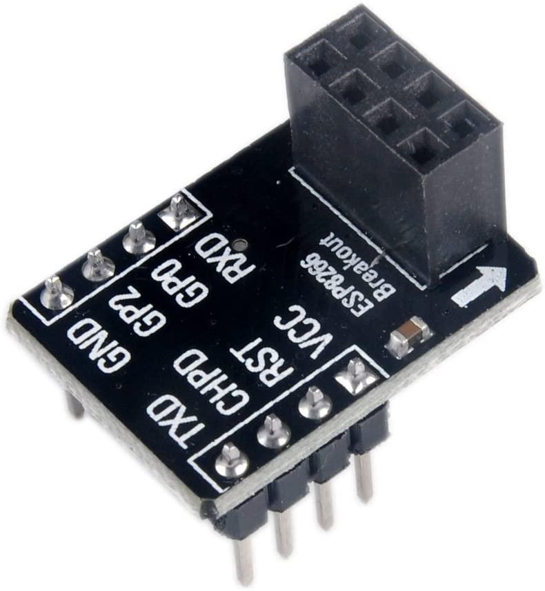 Adaptador para Protoboard ESP-01