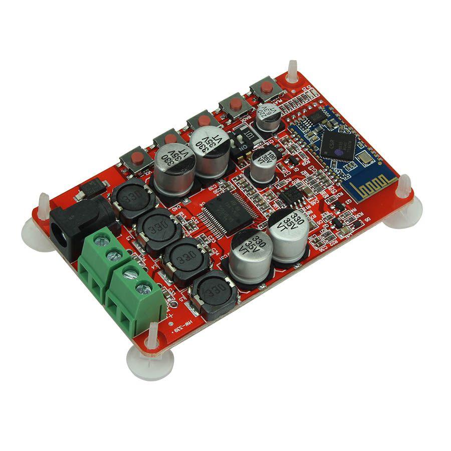 Amplificador de Áudio TDA7492P - Com Bluetooth