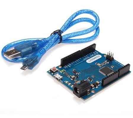 Placa Leonardo R3 Arduino Compatível com cabo USB