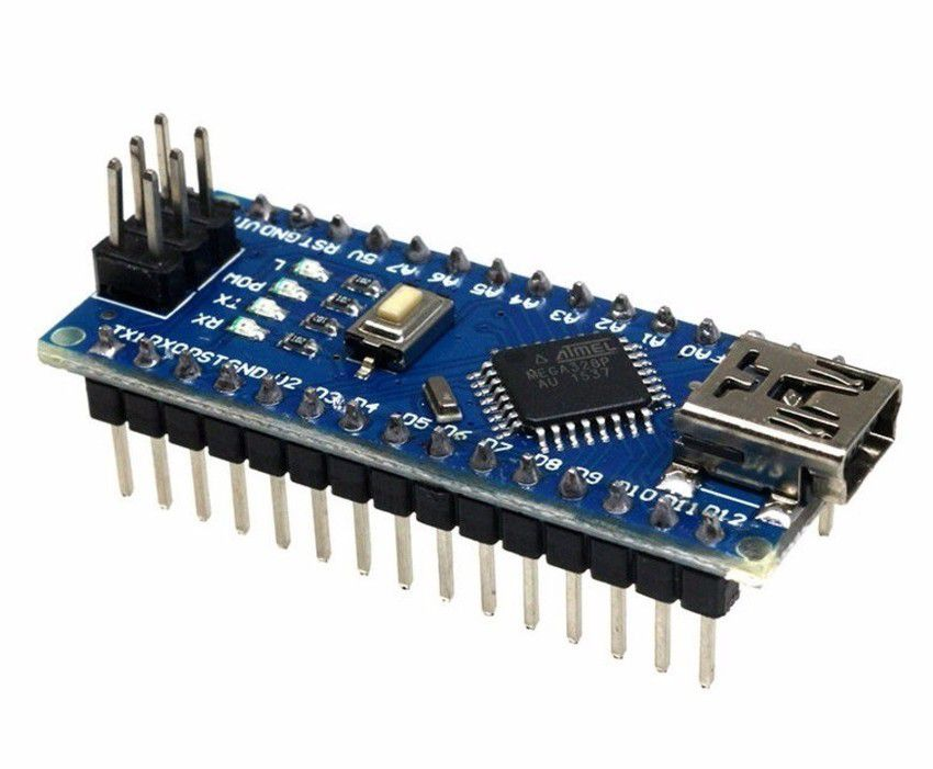 Placa Nano V3.0 + Cabo USB Arduino Compatível