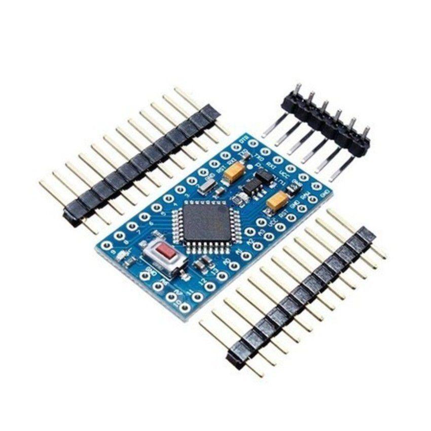 Placa Pro Mini Atmega328p Arduino Compatível