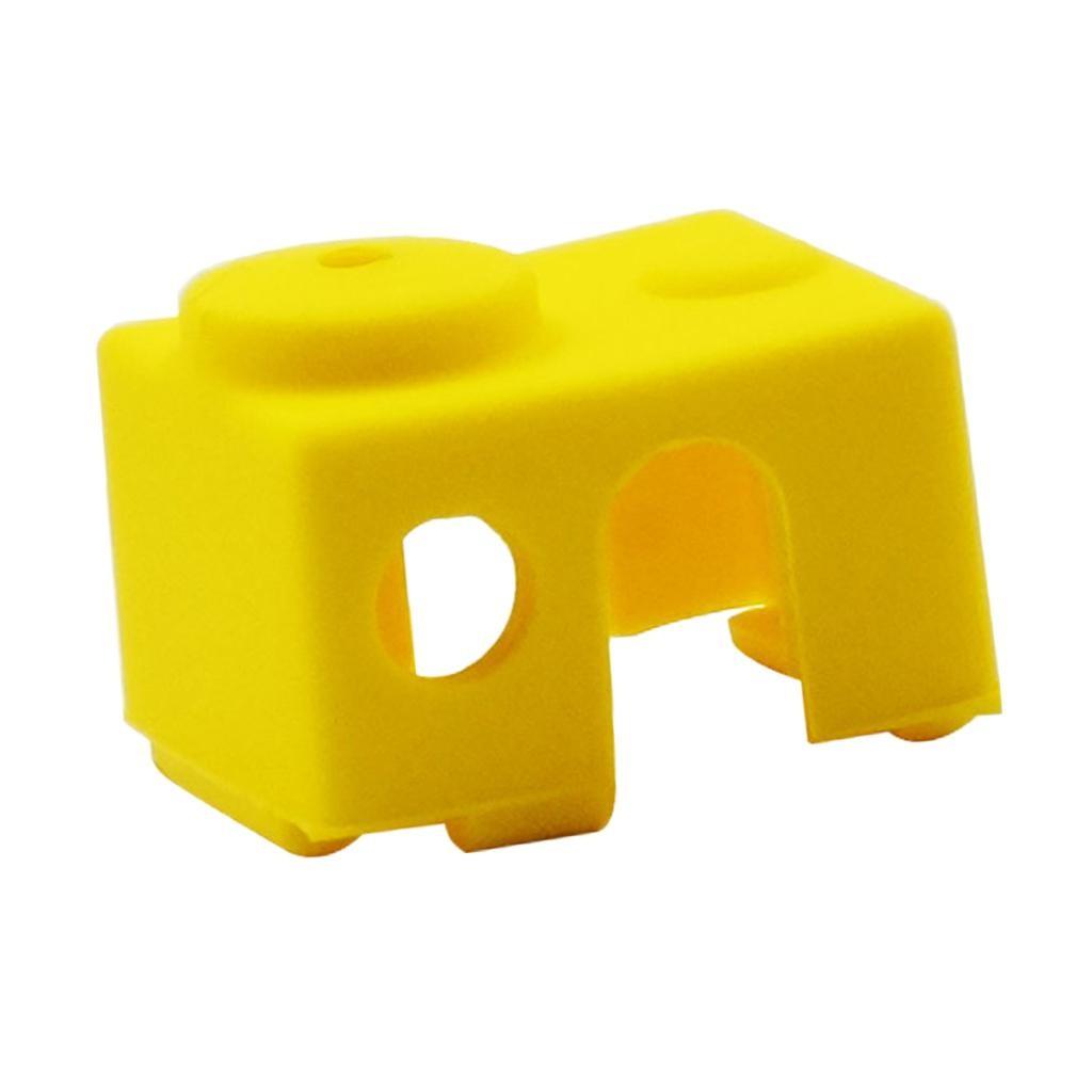 Capa de Silicone para Bico de Impressão V6