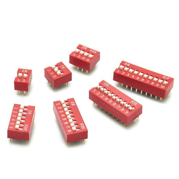 Chave DIP Switch