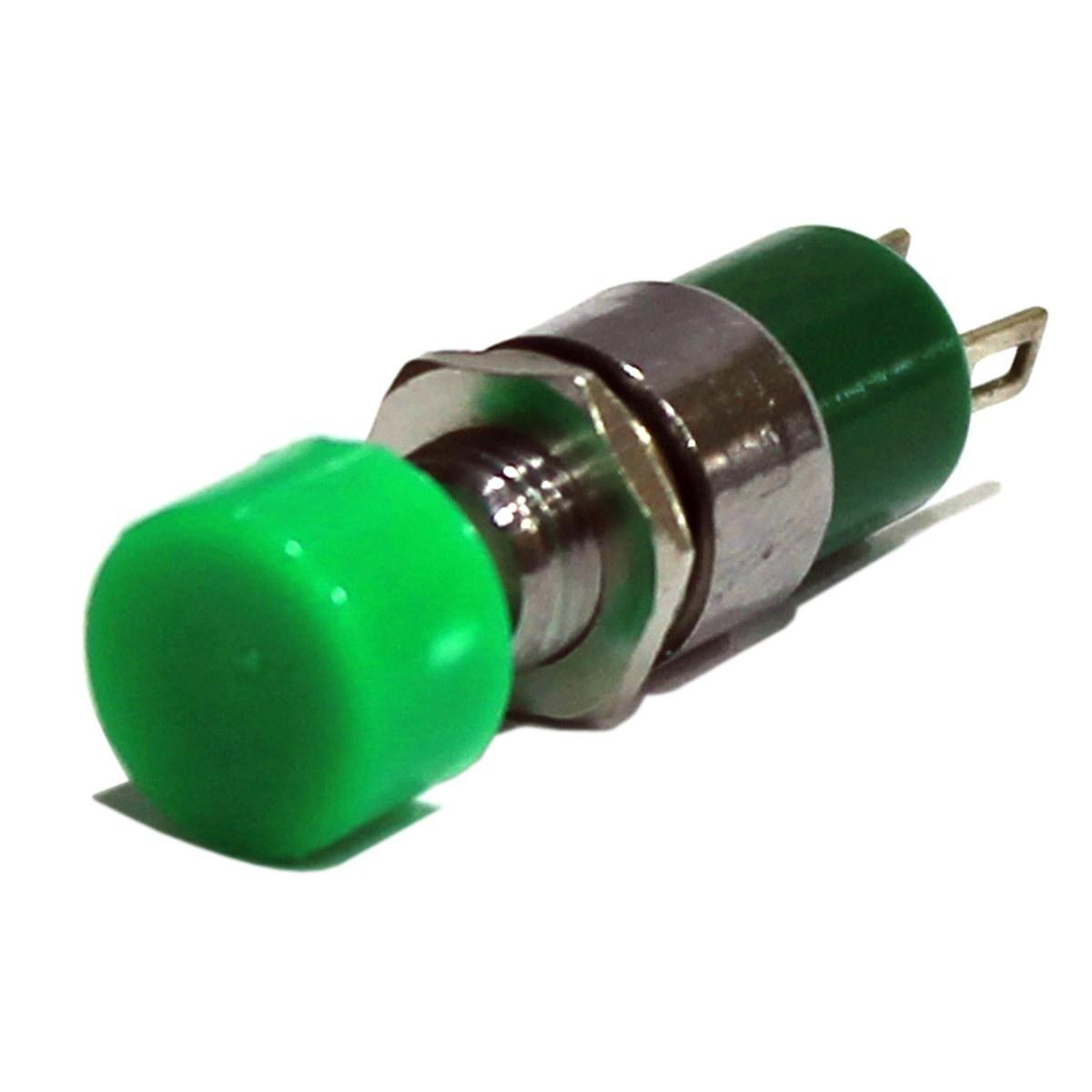 Chave Push Button N/A sem Trava DS-323