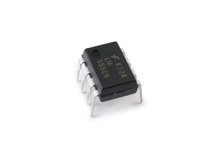 CI Temporizador LM555
