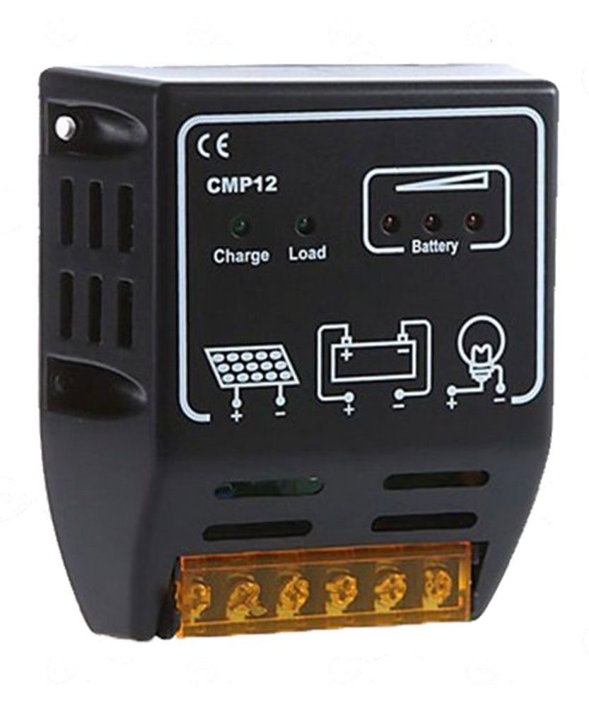 Controlador de carga para painel solar 12/24 V