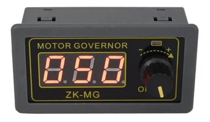 Controlador De Velocidade PWM ZK-MG - 5 a 30 V 5A