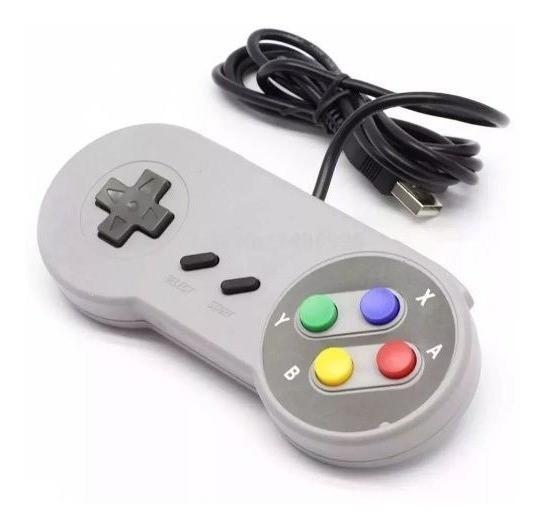 Controle Super Nintendo USB Para PC - Mac Linux Raspberry