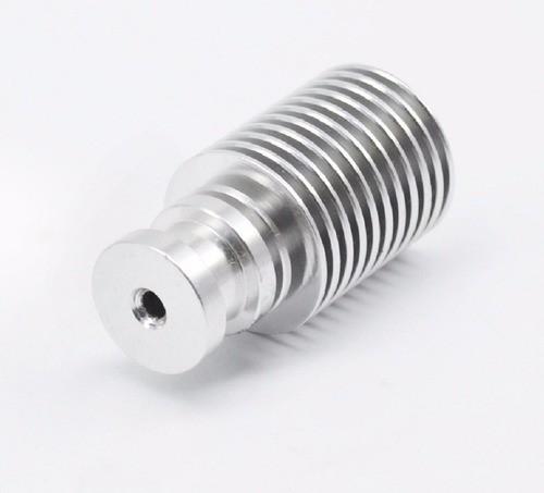 Corpo de Alumínio Heatsink E3D-V6 para Extrusora