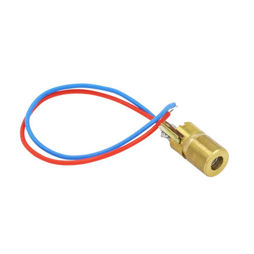 Diodo Laser 5V Arduino