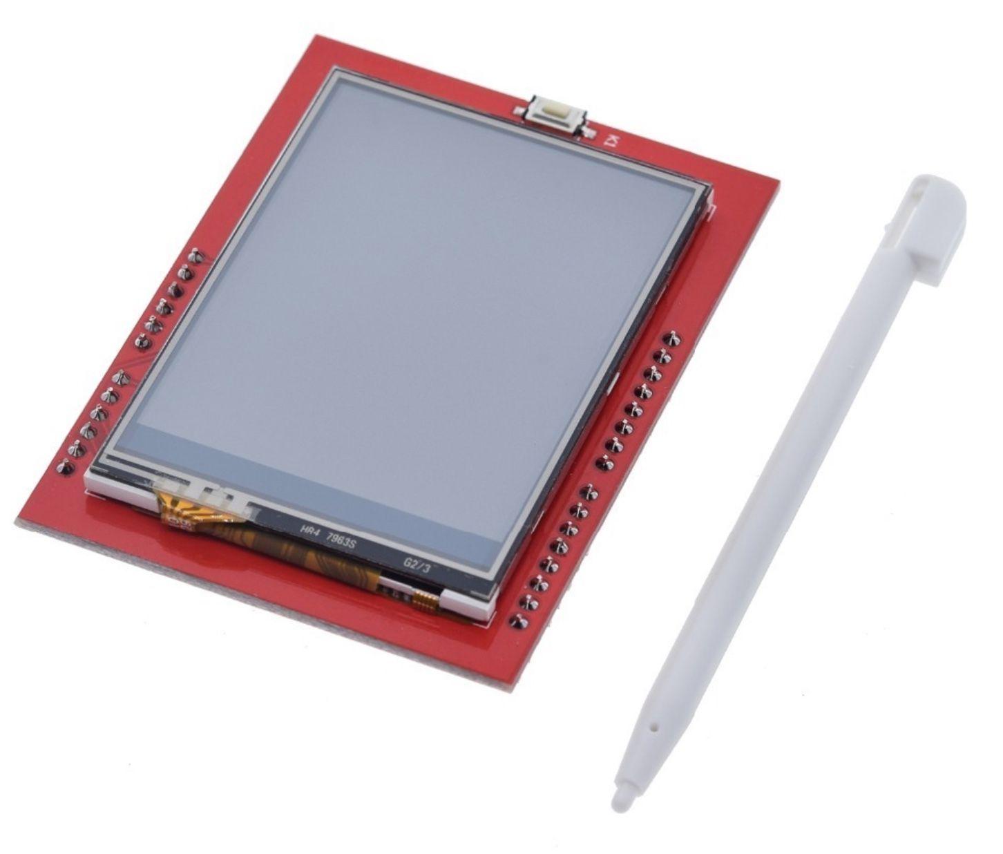 Display LCD TFT 2.4